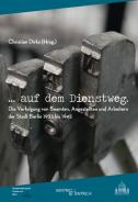 ...auf dem Dienstweg, Christian Dirks (Ed.), Hermann Simon (Ed.), Jewish culture and contemporary history