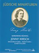 Jenny Hirsch, Marianne Büning, Jewish culture and contemporary history