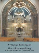 Synagoge Rykestraße, Hermann Simon, Jewish culture and contemporary history