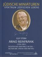 Arno Reinfrank, Guy Stern, Jewish culture and contemporary history