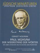 Paul Mühsam, Gernot Wolfram, Jewish culture and contemporary history