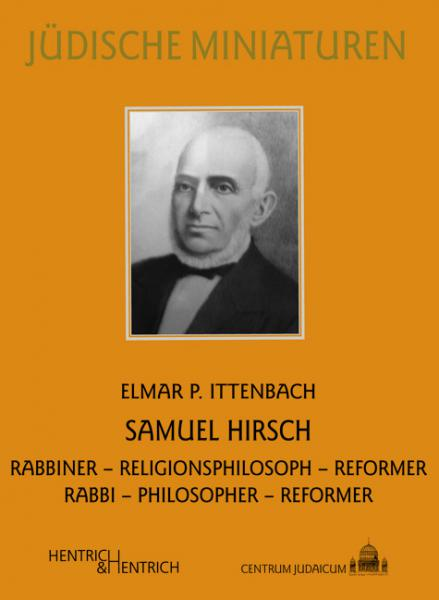 Cover Samuel Hirsch , Elmar P. Ittenbach, Jewish culture and contemporary history