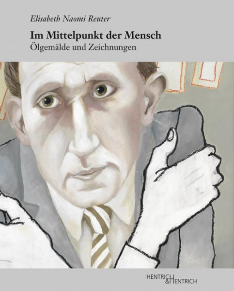 Cover Im Mittelpunkt der Mensch, Elisabeth Naomi Reuter, Jüdische Kultur und Zeitgeschichte