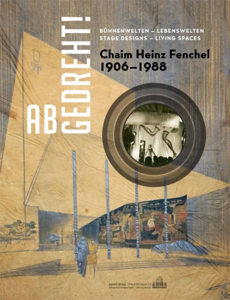 Cover abgedreht! , Chana Schütz (Ed.), Jewish culture and contemporary history
