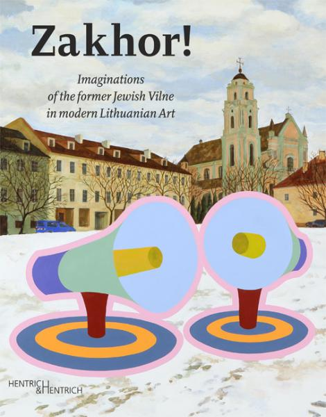 Cover Zakhor!, Jewish culture and contemporary history
