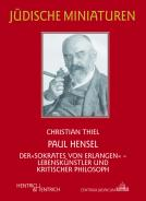 Paul Hensel, Christian  Thiel, Jewish culture and contemporary history