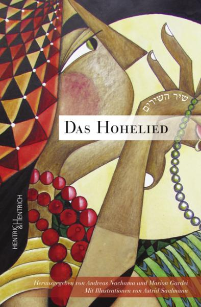 Cover Das Hohelied, Marion Gardei (Ed.), Andreas Nachama (Ed.), Jewish culture and contemporary history