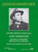 Kurt Finkenstein , Dietfrid Krause-Vilmar (Ed.), Jewish culture and contemporary history
