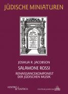 Salamone Rossi, Joshua R.  Jacobson, Louis Lewandowski  Festival (Ed.), Jewish culture and contemporary history