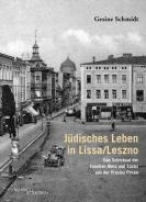Jüdisches Leben in Lissa/Leszno, Gesine Schmidt, Jewish culture and contemporary history