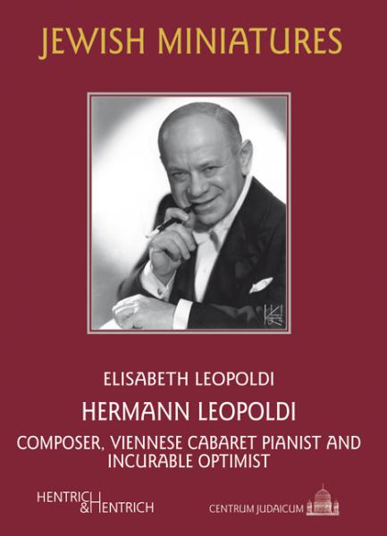 Cover Hermann Leopoldi, Elisabeth Leopoldi, Jewish culture and contemporary history