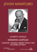 Hermann Leopoldi, Elisabeth Leopoldi, Jewish culture and contemporary history