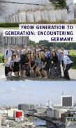 From Generation to Generation: Encountering Germany, Jeffrey M. Peck (Ed.), Dagmar Pruin (Ed.), Jewish culture and contemporary history