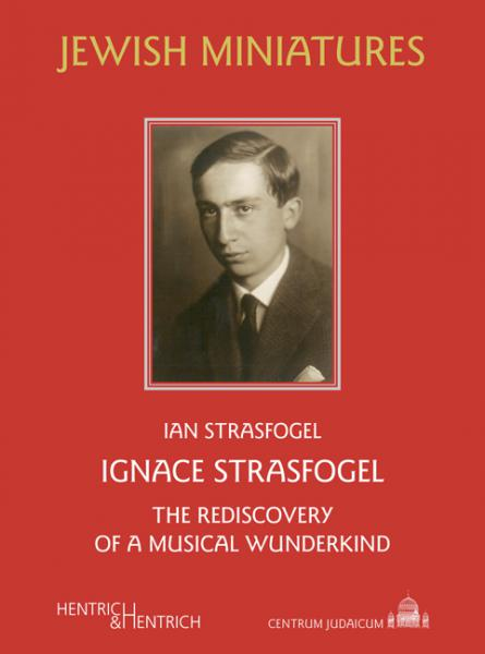 Ignace Strasfogel, Ian Strasfogel, Jewish culture and contemporary history